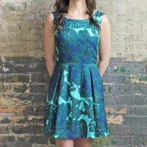 NWT Pink Martini Emerald Day Dress Size M